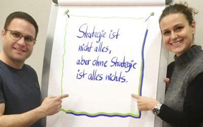 """Strategiemeeting"""